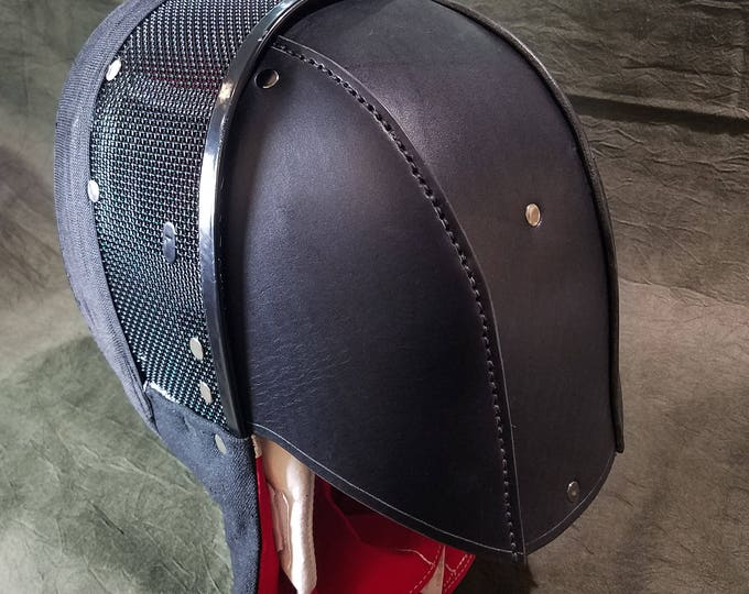 Featured listing image: Leather Back Of the Head Protection