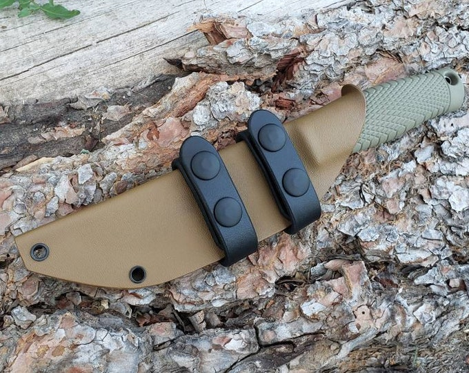 Featured listing image: Kydex Sheath for the Benchmade Leuku