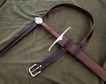 Integrated Swordbelt Style 2