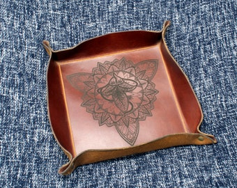 IN STOCK Elven leaf Valet Tray