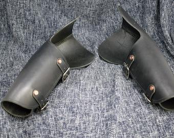 Handmade leather Bazuband Style 2