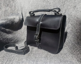 "The ""Brittney"" Briefcase Shoulder Bag"