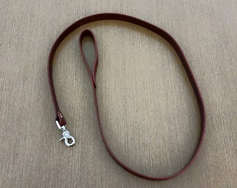 Handmade Leather Multi-Dog Leash