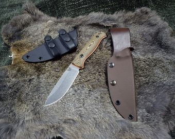 2020 Edition Saddle Mountain Skinner Kydex Sheath