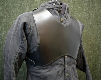 Leather Chest Protector