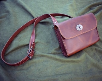 "The ""Tara"" Crossbody Bag"
