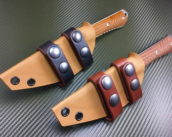 Scout Style Kydex Sheath for Chris Reeve Nyala