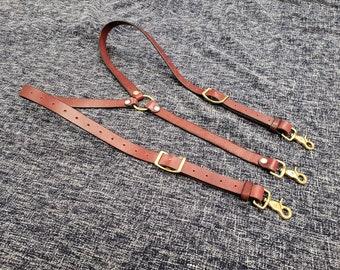 Lumberjack Suspenders