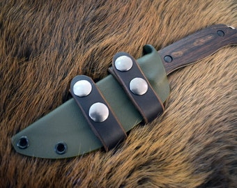 Scout Style Benchmade Saddle Mountain Skinner Kydex Sheath