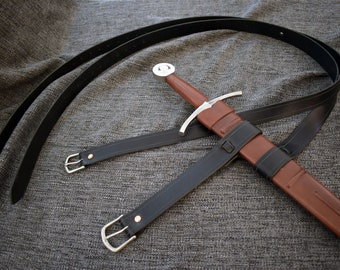 Integrated Swordbelt Style 2