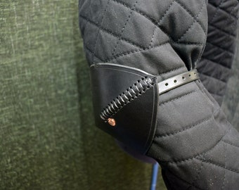 Simple Leather Elbow Armor