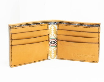 IN STOCK Suede Lined Bifold Wallet