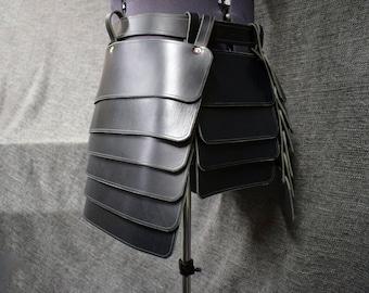 Leather Upper Leg Armor