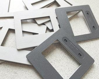 35 mm blank slides  vintage slides  scrapbook  (10)