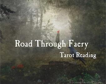 Road Through Faery Tarot Reading | Shadow Work, Narrative, Memory