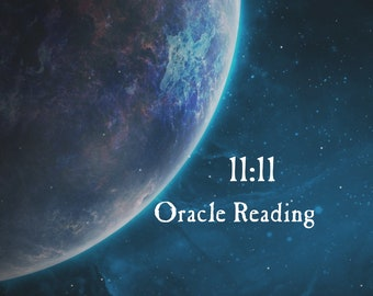 11:11 Oracle Reading | Been Seeing Numbers & Signs Everywhere?