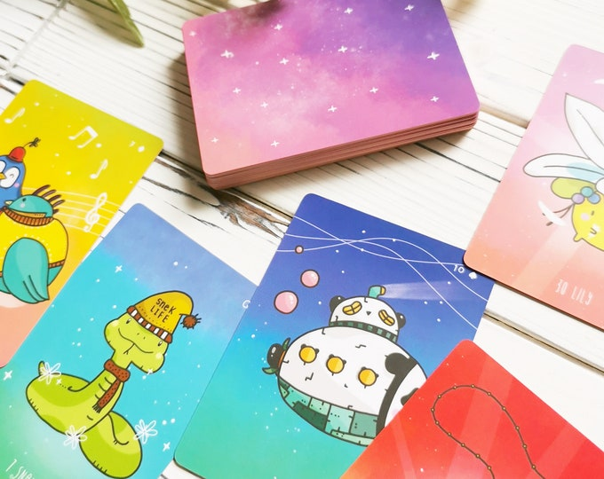 Featured listing image: The Sparkly Lenormand