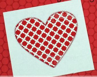 Valentines Bear Applique Design Valentines Applique Design Etsy