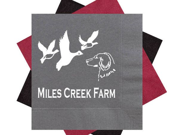 Personalized napkins, Farm house napkins, guest towels, monogrammed napkins, foil stamped napkins, custom napkins, paper napkins