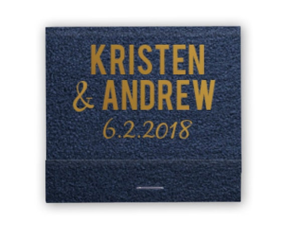 wedding matchbooks, reception matches, sparkler send off matches, monogram matchbook, reception favor, Personalized matches, party favor