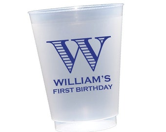 personalized shatterproof cups personalized cups birthday party cups plastic cups monogrammed cups kids birthday party cups frosted cups