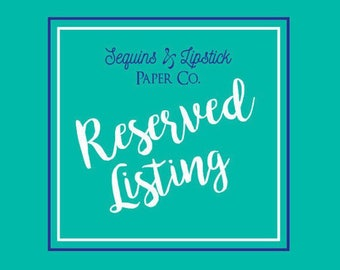 Reserved Listing, Janet P