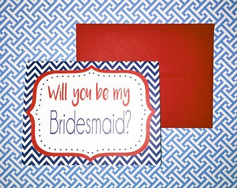 Will you be my bridesmaid card, bridesmaid card, fun bridesmaid gift, bridesmaid proposal, bridesmaid greeting cards, engagement cards