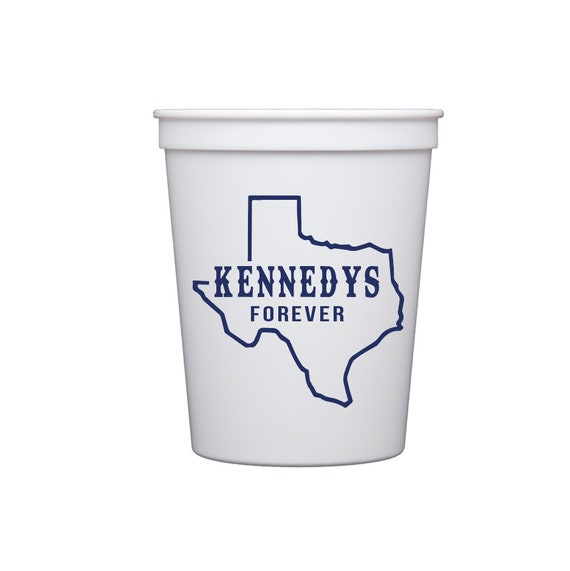 Texas forever cups, Texas pride cups, Texas cups, Personalized plastic cups, Personalized cups, Customizable cups, State pride cups