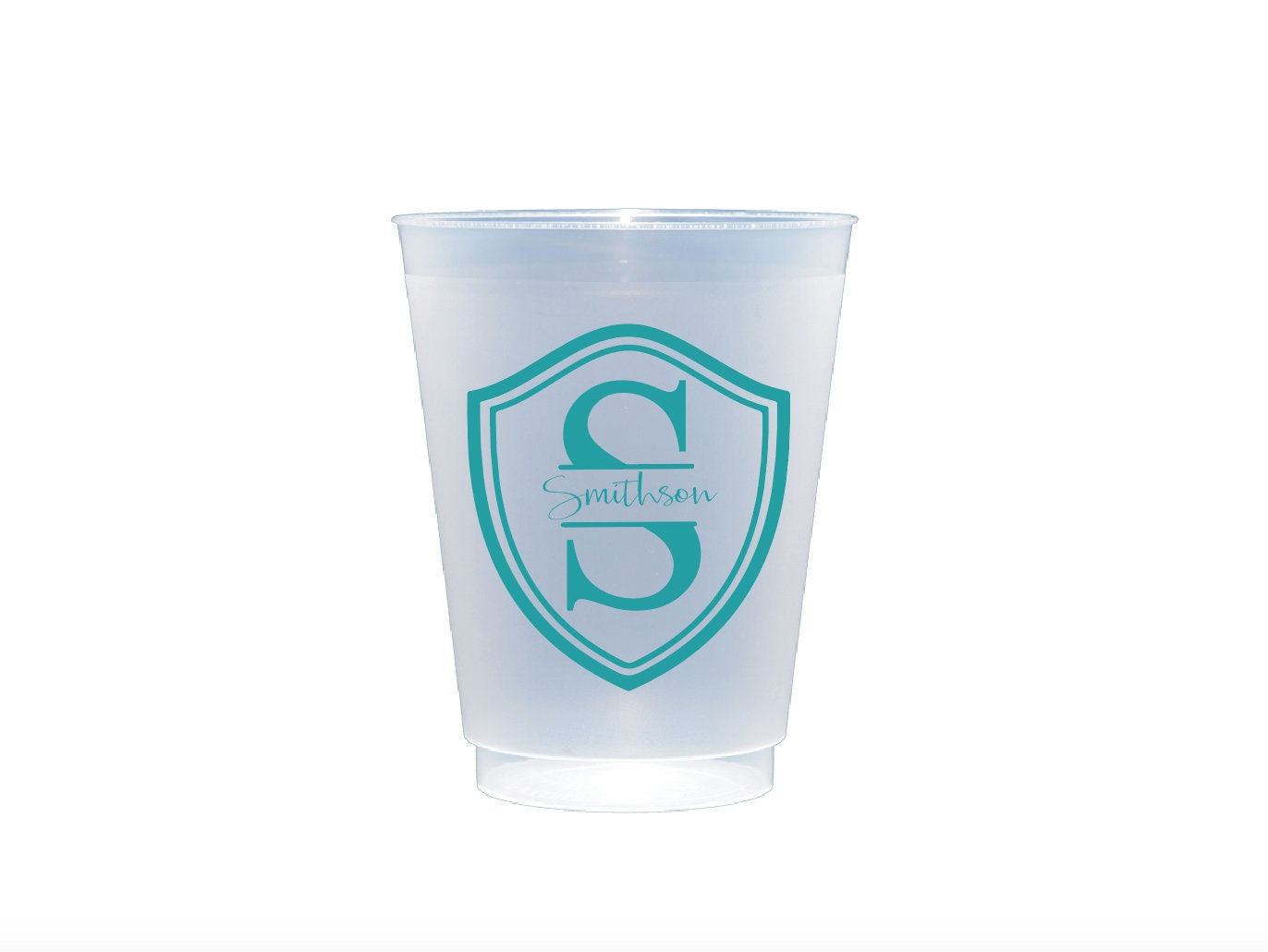 ae089c9f6453c Personalized cups Shatterproof cups Wedding Cups Frosted Cups ...
