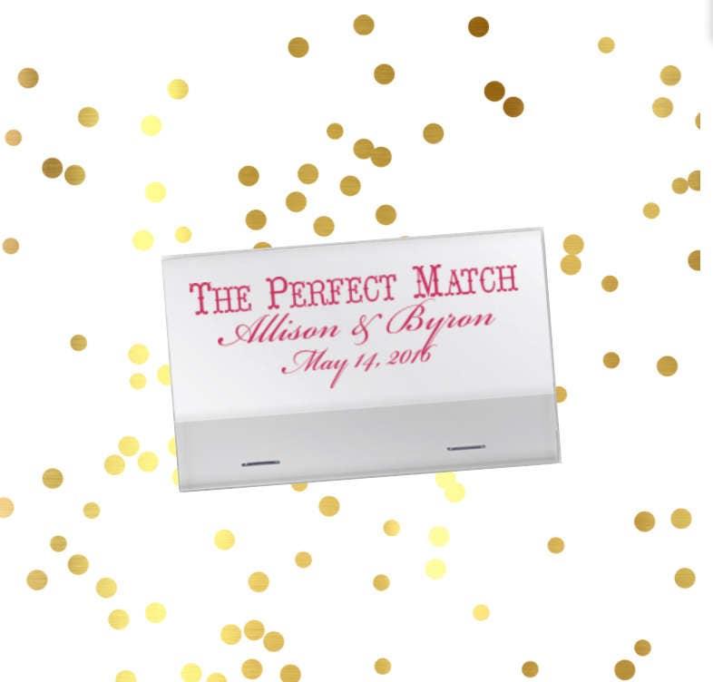 Perfect Match Wedding Matches Wedding Reception Matches Reception