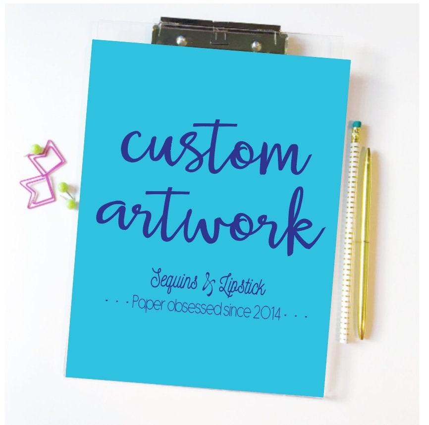 Custom Clipboard, Personalized Clipboard, Monogrammed