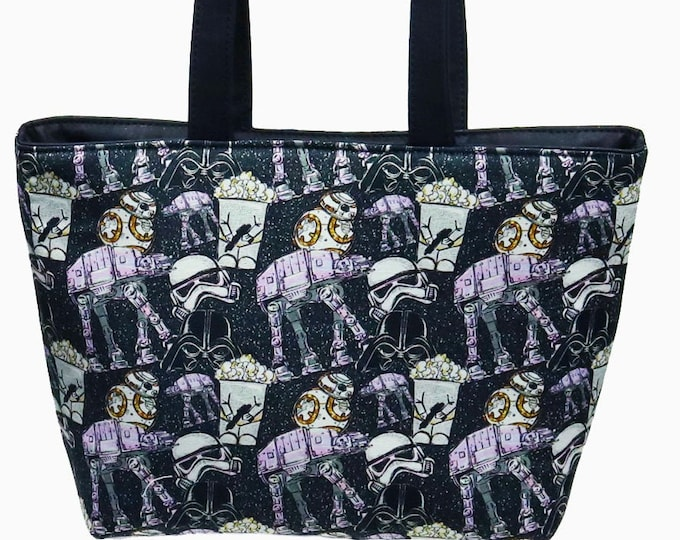 Tote Bag, SW Battle Fabric