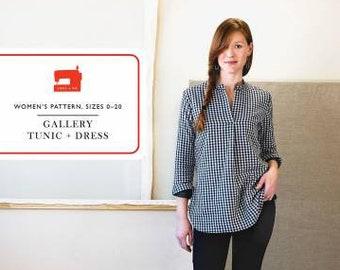 Tunic pattern | Etsy