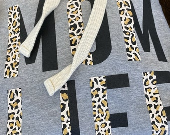Mom Life Women's Hooded Sweatshirt