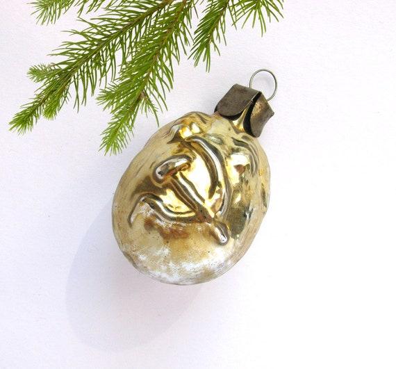 image 0 - Hammer And Sickle Star Rare Soviet Christmas Tree Etsy