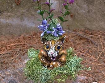Mandrake cat OOAK