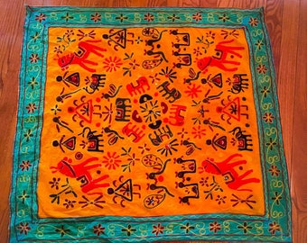 Indian beautiful Tapestry Wall Hanging.