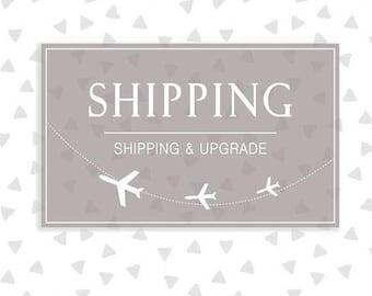 Shipping Upgrade - Tracked Shipping