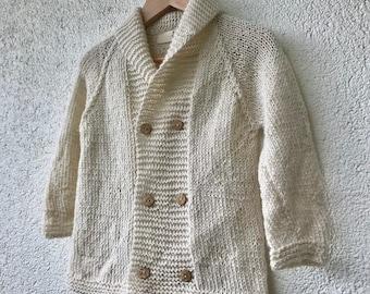 12-18 months, Alpaca Coat, Knitted Coat, Baby sweater, Baby coat