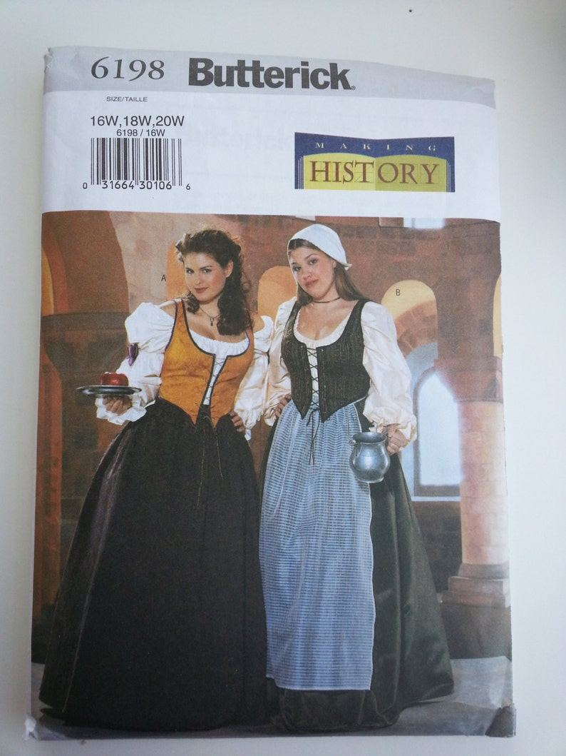 cad5439ea42 Wench costume pattern plus size women halloween cosplay  sexy