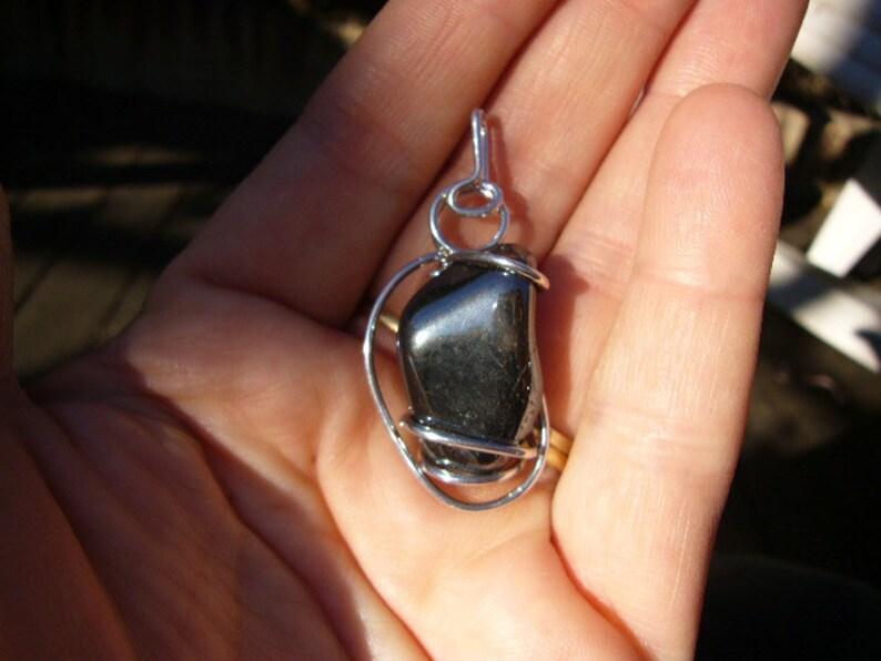 hematite pendants