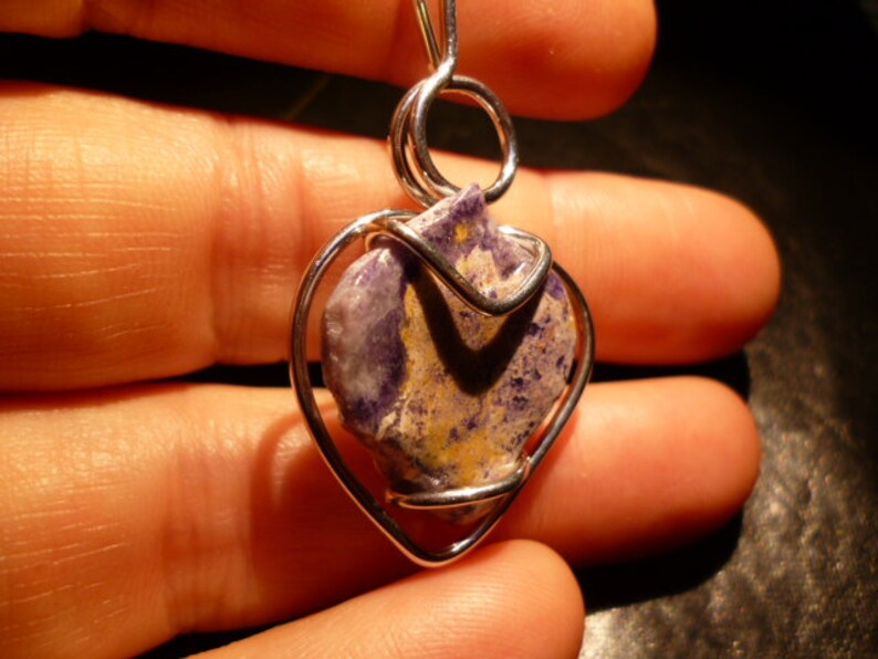 Jade Violet/'s natural stone