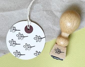 Stamp oak leaf | Motif stamp | Herb stamp