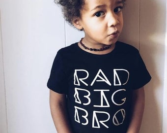 519c6c1215e093 Rad lil  Bro Tee Tank Brother Shirts Little Brother