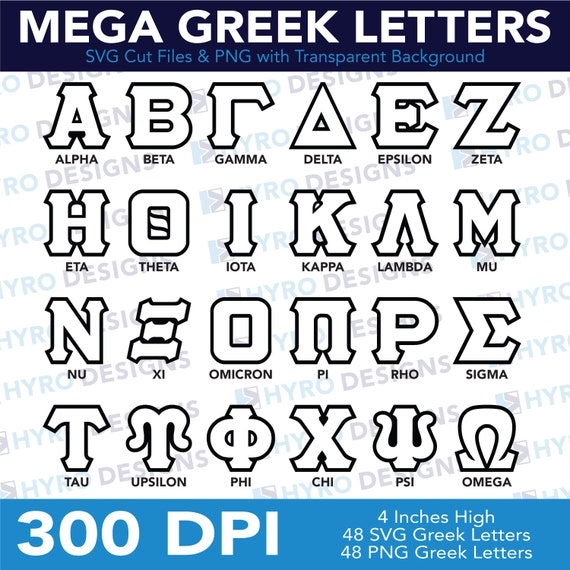 greek letters font - Madran kaptanband co