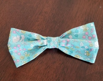 Easter/Bunny Clip-On Bow Tie