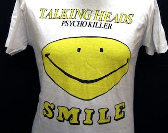 Talking Heads - Psycho Killer - T-Shirt