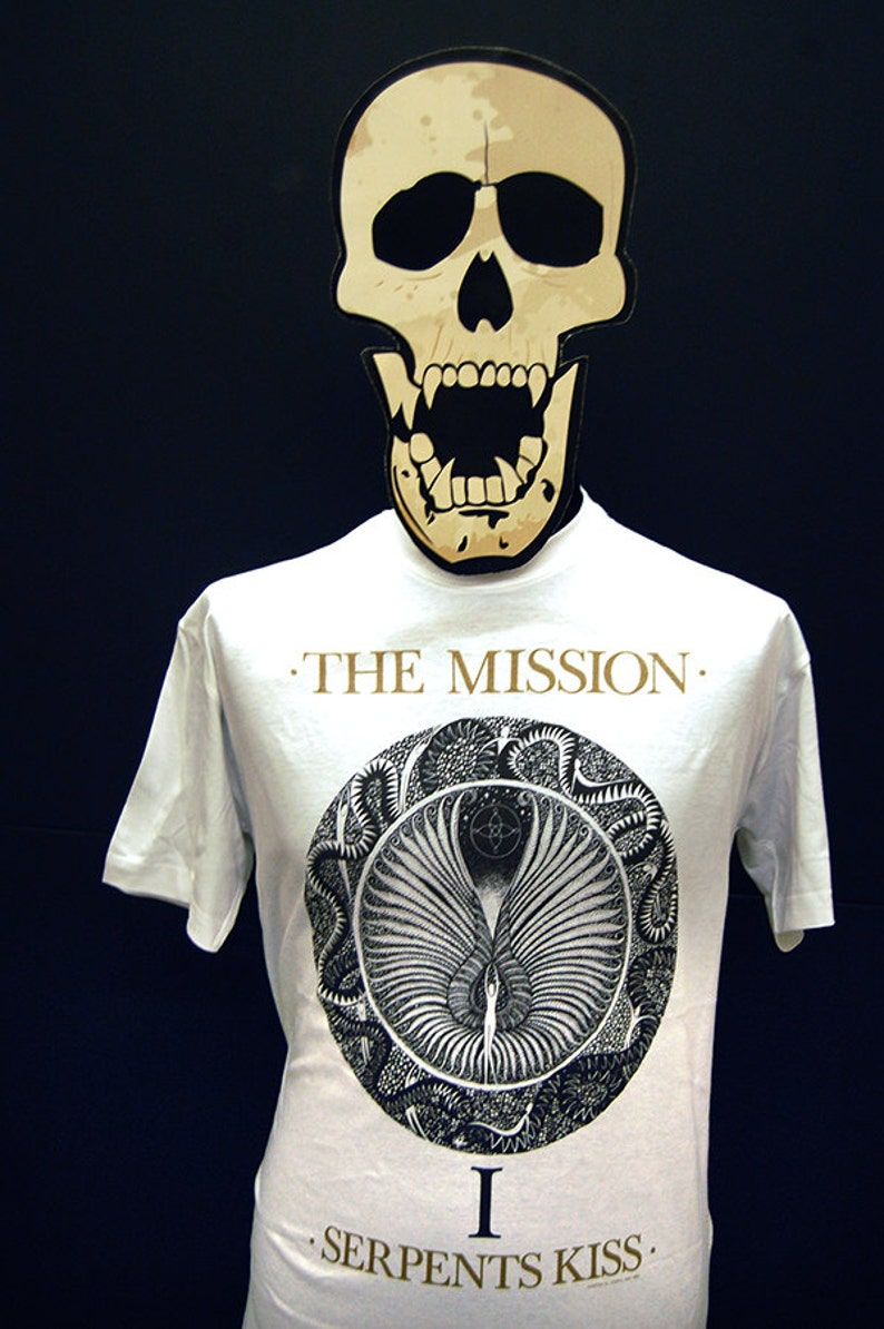 La mission-Serpents kiss-T-shirt