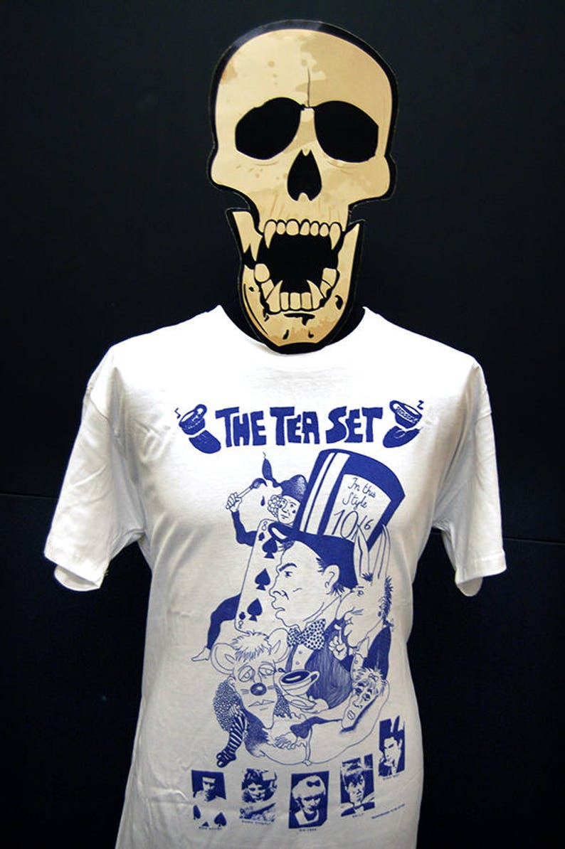 The Tea Set  Parry Thomas  T-Shirt image 0