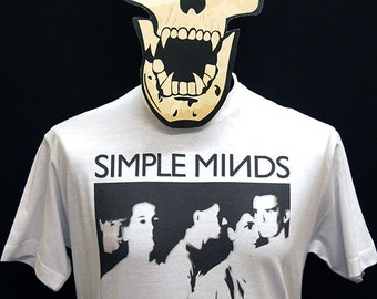 Simple Minds - Empires and Dance - T-Shirt